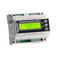 Терморегулятор DigiTOP ТК-7 для отопления с 3-мя датчиками t