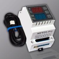 Терморегулятор для инкубатора МЕЧТА-Pro 220VAC/12VDC